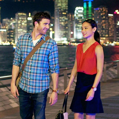 Jamie Chung Was 'Hesitant' to Work With Husband Bryan Greenberg in 'Already Tomorrow in Hong Kong'