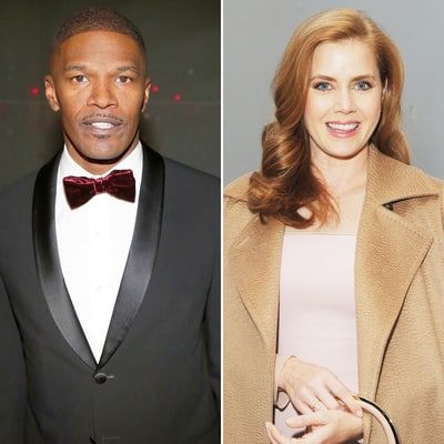 Jamie Foxx, Amy Adams, and More Celebrate the Holidays at Star-Studded Private Party — Get Inside Details!