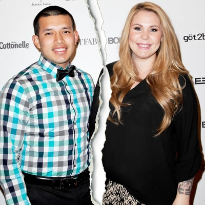 'Teen Mom 2' Stars Kailyn Lowry and Javi Marroquin Split After Nearly Three Years of Marriage