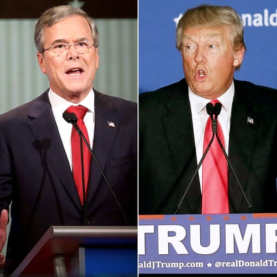 Jeb Bush Blasts Donald Trump on Twitter: 'Loser,' 'Liar,' 'Whiner'