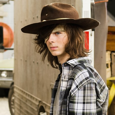 Walking Dead's Chandler Riggs on Carl, College and Whether He's Leaving the Show