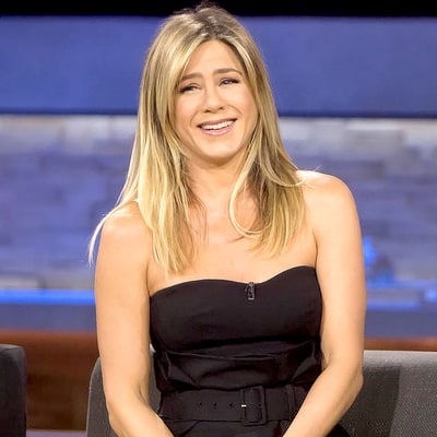 Jennifer Aniston Would Be 'Psyched' to Play a 'Really Uncoordinated Superhero'