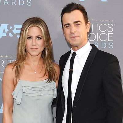 Justin Theroux: Fine, Call Me 'Mr. Jennifer Aniston'