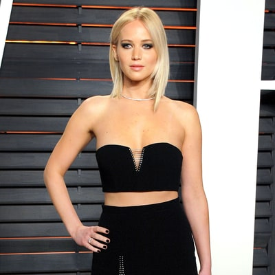 Jennifer Lawrence, Taylor Swift, Justin Timberlake, Other Stars Stun at Oscars 2016 Vanity Fair Party: Photos