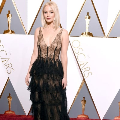 What Did You Think of J. Law's Oscars Look?
