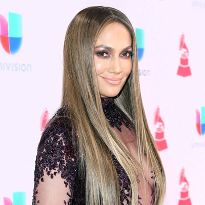 Jennifer Lopez Wears Three Shimmering Outfits at the Latin Grammy Awards 2016