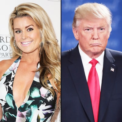 'Apprentice' Contestant Claims Donald Trump Kissed Her, Endorses Him for President
