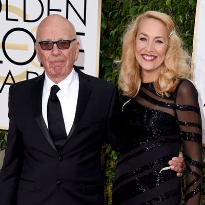 Rupert Murdoch and Jerry Hall Are Engaged: Read Their Announcement