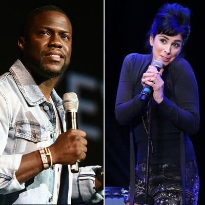 Jerry Seinfeld, Kevin Hart, Sarah Silverman Top New Comedy, Music Fest