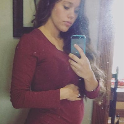 Pregnant Jessa Duggar Compares Her Baby Bumps At 25 Weeks — See the Photo