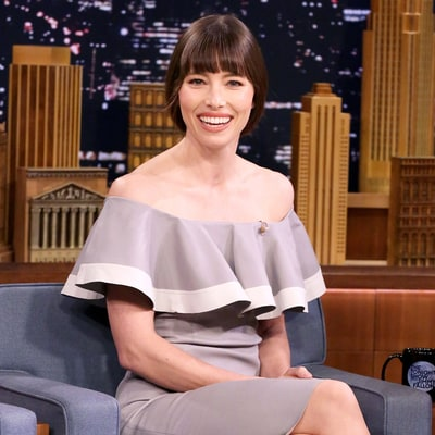 Jessica Biel Has to Eat in the Shower Because 'Mom Life'