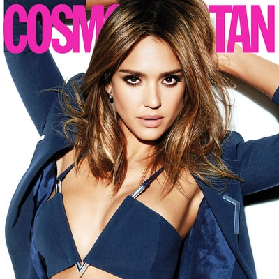 Jessica Alba: I Was 'Aggressive and Super Masculine in My Early 20s'