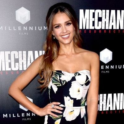 Jessica Alba Has Tattoo Regrets: 'I'm Not Into Them Now'