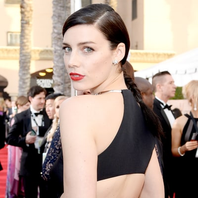 Jessica Pare's Low Fishtail Braid at the SAGs 2016: Get the Breakdown!