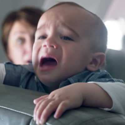 JetBlue Rewards Passengers Every Time a Baby Cries on Their Flight