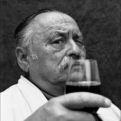 Jim Harrison's 13 Rules for Drinking