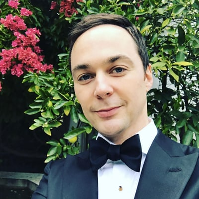 Jim Parsons Got Locked Out of His House Pre-Oscars, Almost Missed Awards Because He Didn't Have His ID