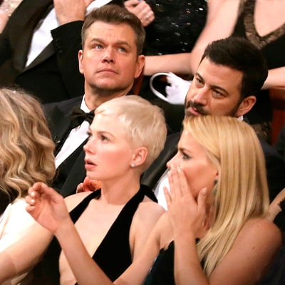 Jimmy Kimmel's Final Matt Damon Oscar Joke Got Scrapped After the Best Picture Mix-Up — Find Out What It Was