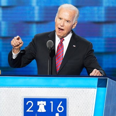 Joe Biden Slams Donald Trump During Impassioned DNC Speech: 'This Guy Does Not Have a Clue'