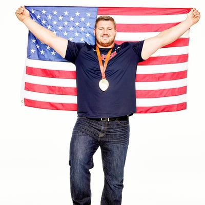 Olympic Hopeful Joe Kovacs Uses Gymnastics as Part of His Shot-Put Training