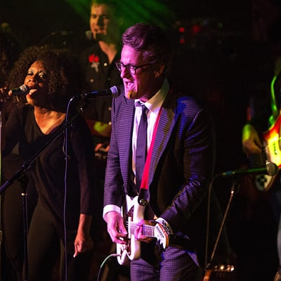 Joe Scarborough: The Soundtrack of My Life, From Beatles to Replacements