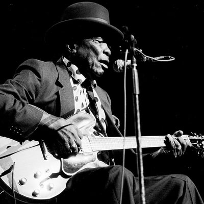 New John Lee Hooker Centennial Box Set Features Unreleased Music
