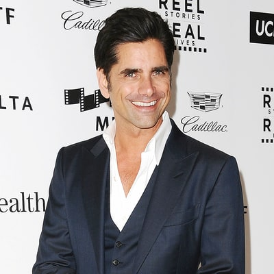 John Stamos Jokingly Reveals His Signature Move in the Bedroom: 'The Stamos Straddler'