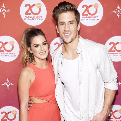 The Bachelorette's JoJo Fletcher, Jordan Rodgers Address Split Rumors: 'We Don't Let It Bother Us'
