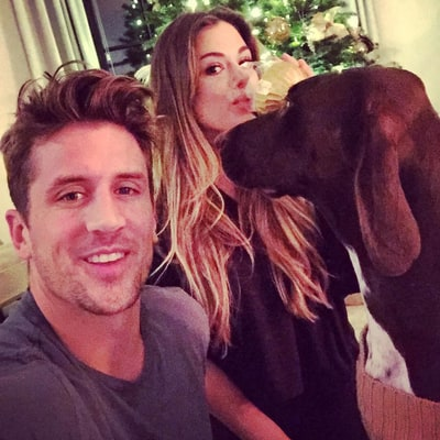JoJo Fletcher and Jordan Rodgers Pick Out Their First Christmas Tree as a Couple