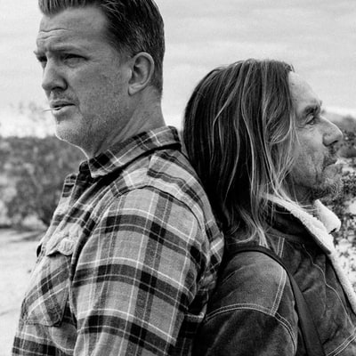 See Iggy Pop, Josh Homme Talk 'Post Pop Depression' Sessions in New Doc Clip