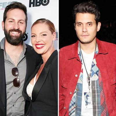 John Mayer, Demi Lovato Hang Out At Los Angeles Club - Us ...