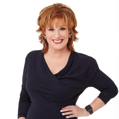 Joy Behar: 25 Things You Don't Know About Me ('I Have Gorgeous Feet!')