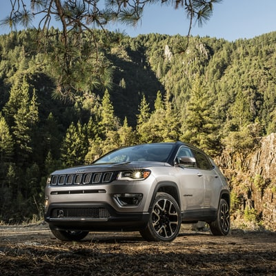 First Look: The Ass-Kicking New Jeep Compass