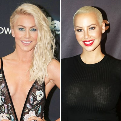 Julianne Hough Responds to Amber Rose's Claim That She Was Body-Shamed: That's 'the Furthest Thing From Who I Am'