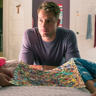 This Is Us' Justin Hartley Reveals Nine Big Spoilers: Kevin's Tough Childhood, Kate and Toby's Future, More!