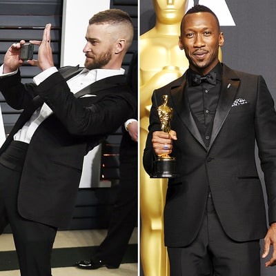 Oscars 2017 What You Didn't See on TV: Justin Timberlake Takes Selfies, Mahershala Ali Doesn't Take His Award in Bathroom and More!
