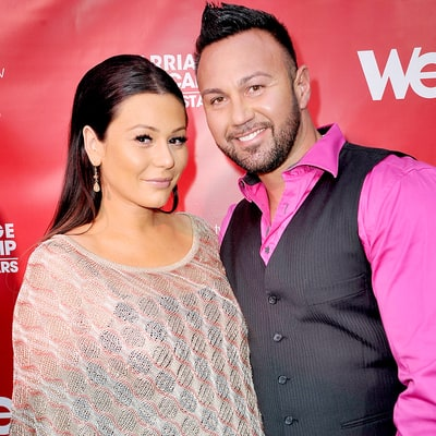 Jenni 'JWoww' Farley's Daughter, Meilani, Proudly Holds Her Baby Brother: See the Adorable Photo