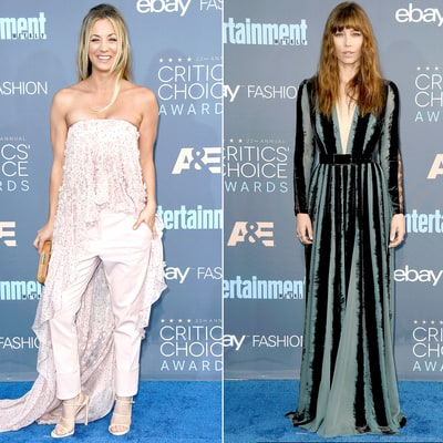 Do you prefer pants or dresses on the red carpet?