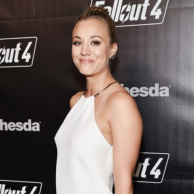 Kaley Cuoco Spent Almost $4,000 on Horse-Print Wallpaper: Photo