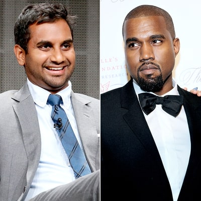 Did Kanye West Make Aziz Ansari's Parody of 'Famous' the Official Music Video?