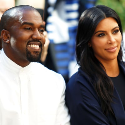 Kanye West, Kim K. Gave the Paparazzi Free Yeezy Boosts