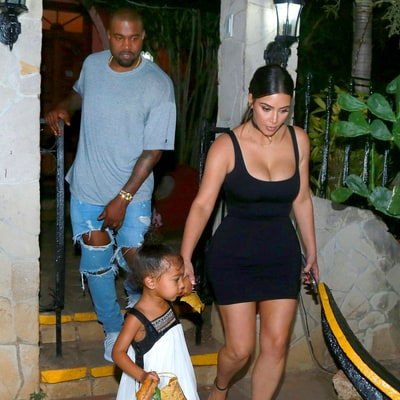 Kardashian Family Vacations in Cuba: Photo