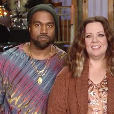 Kanye West Takes Over 'Saturday Night Live' Stage as Musical Guest, Finally Releases Album Online