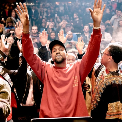Yeezy Season 3: See the Top Celebrity Reactions to Kanye West's Show, Plus All the Kardashian-Jenner's Inside Photos