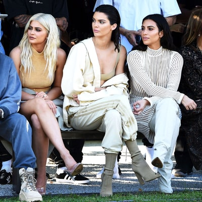 What Kim K., Kylie, Kendall and Every Other Celeb Wore to Kanye West's Yeezy Season 4 Show