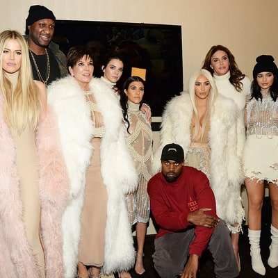 Inside Kanye West's Star-Studded Yeezy Season 3 Debut