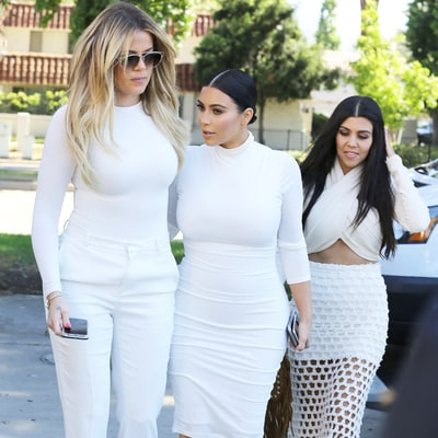 Kardashians Jetting Off to Cuba to Film Family 'Keeping With the Kardashians' Vacation