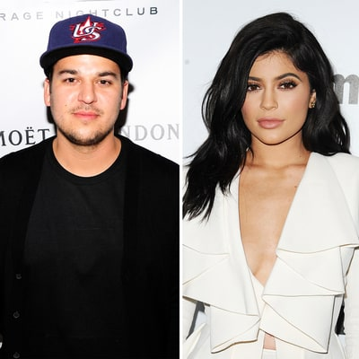 Kylie Jenner Exposes Kendall's Nipple Ring, Rocks a Tyga T-shirt at Coachella