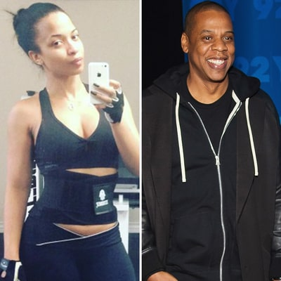Karrine Steffans Claims She Had a Fling With Jay Z: 'I Am Becky With the Good Hair'
