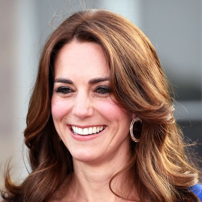 Kate Middleton Wore $56,500 Earrings With Blue Cutout Dress: All the Details